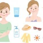 妊婦は要注意!春の紫外線は徹底的に紫外線(UV)対策を!