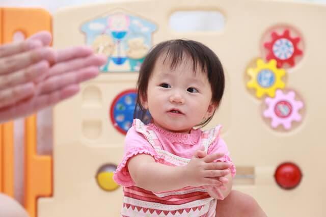 0歳児保育