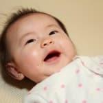 赤ちゃんはいつから笑う?たくさん笑う赤ちゃんに育てるためにしたい六つのこと