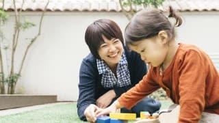 家庭的保育のプロ、チャイルドマインダーってどんな資格?