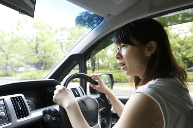 産後の運転