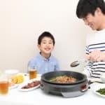 【レシピ付き】家族でワイワイ! ママは楽チン! ホットプレートで簡単晩ごはん