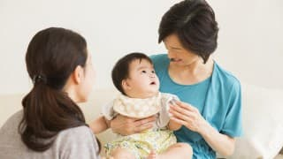 孫が生まれて急接近!義理の母に気に入られる嫁になるには?
