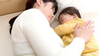 産後の眠気が辛い…産後の睡眠不足の原因と解消法