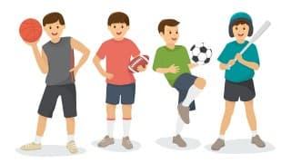 子どもがスポーツするならサッカーと野球 どっちがおすすめ?