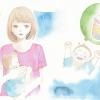 夜間授乳がつらい…いつまで続くの?授乳の回数の目安と夜間断乳のやり方
