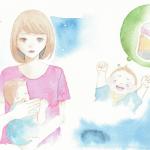 夜間授乳がつらい…いつまで続くの?最適な授乳の回数は?