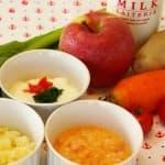 【レシピ付き】毎日の離乳食をもっと簡単に!時短で作れる離乳食メニュー9選