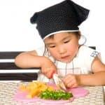 一緒に料理がしたい!子ども用安全包丁の選び方と練習方法