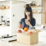 妊娠中や子育て中に便利な大手スーパーの宅配サービス!イオンVSセブン&アイのどっちが便利か比較してみよう!