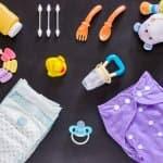 赤ちゃん用品を上手に収納する三つのポイントと便利な収納グッズたち