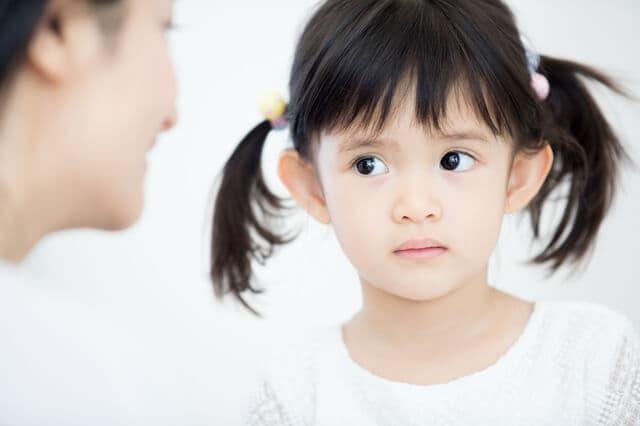 4歳の女の子