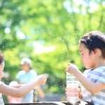 赤ちゃん・子どもに実践させたい三つの熱中症対策法