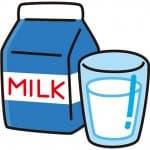 ミルクアナフィラキシー