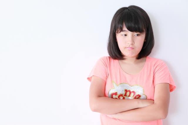 11歳の女の子