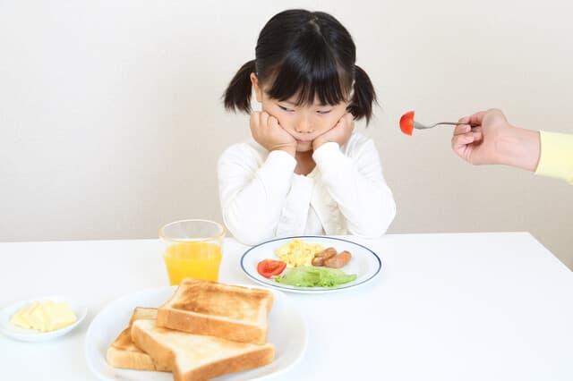 子どもが食べない食材