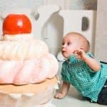 【レシピ付き】1歳でも食べられる誕生日ケーキの作り方