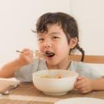 ミートソース、カレー・・・食べこぼしのシミを簡単にとる方法