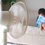 子どもの指に注意!扇風機を安全に使う方法