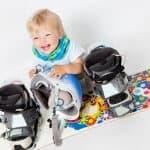 子どもと一緒にスノボーをしたい!子どもが滑れるようになるスノボーの教え方
