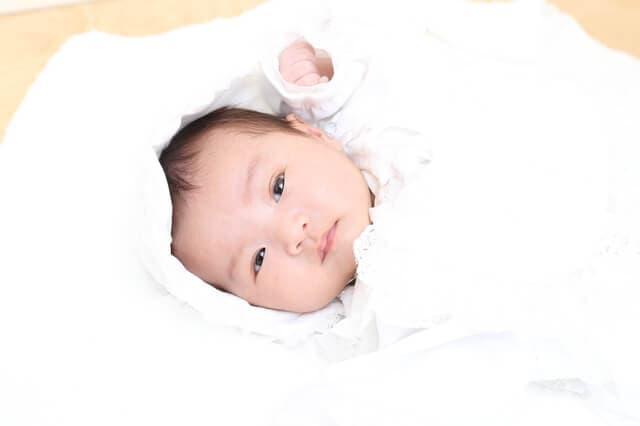赤ちゃんの名前を決める日