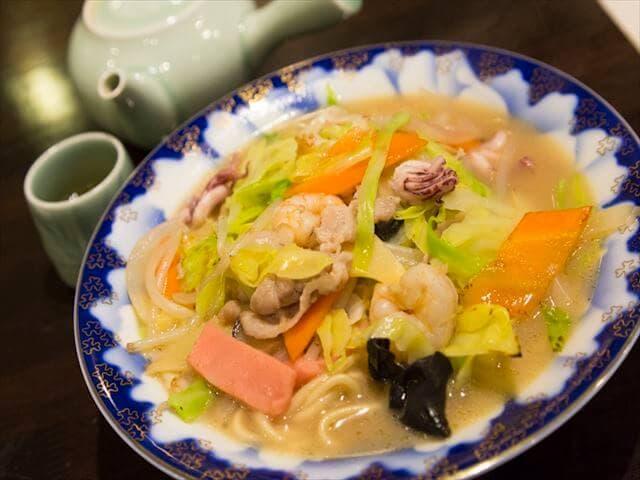 九州の食事