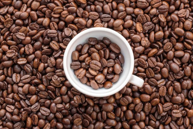 カフェインを含む飲み物