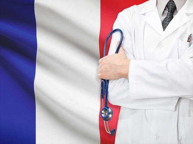 フランスの医者