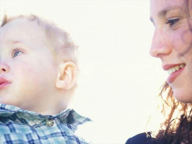 ママと赤ちゃんが主役の映画