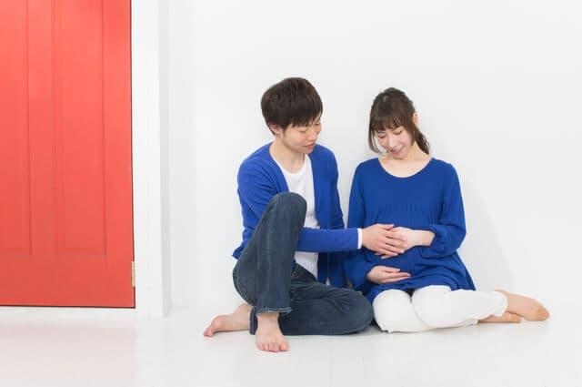 妊娠初期の不安