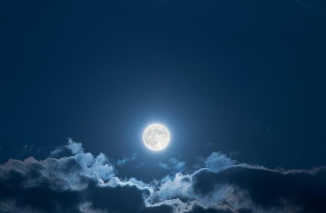 出産と満月の関係