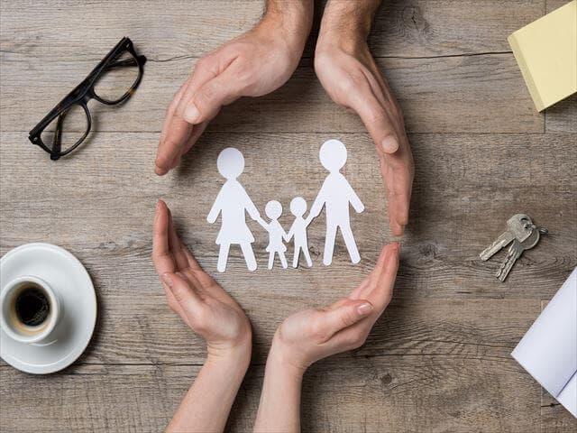 社会保険のイメージ