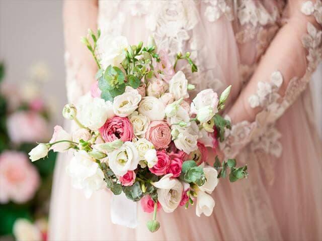 結婚式に合うドレス