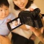 子どもの成長を残す!ビデオカメラの必要性と機能について