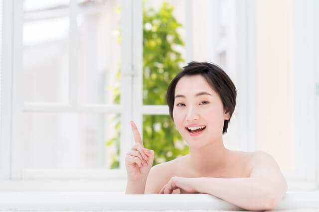 お風呂のポイント