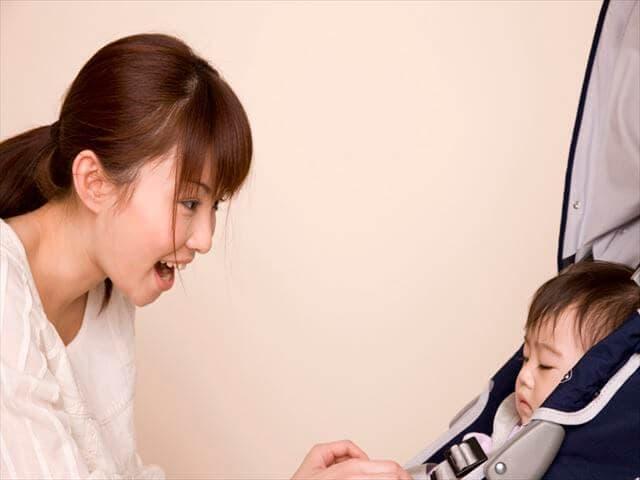 赤ちゃんのママへの認識