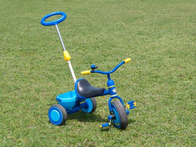 便利な三輪車