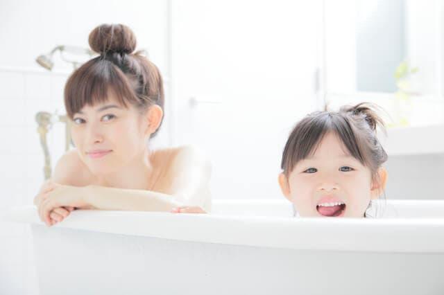 ママとお風呂