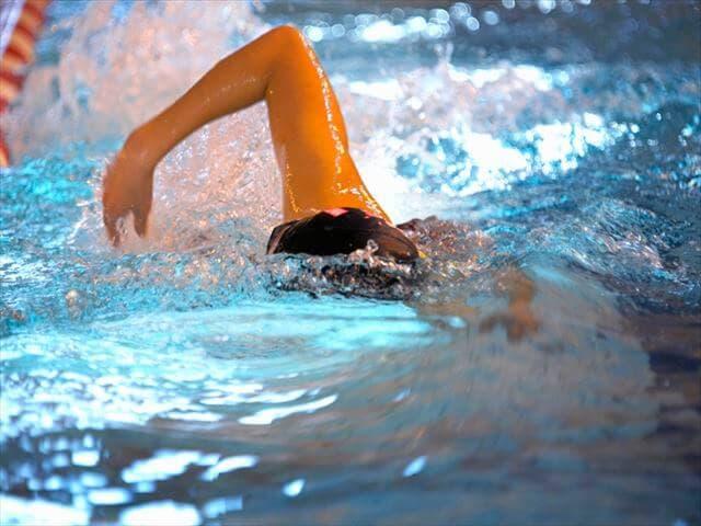 水泳のルールについて