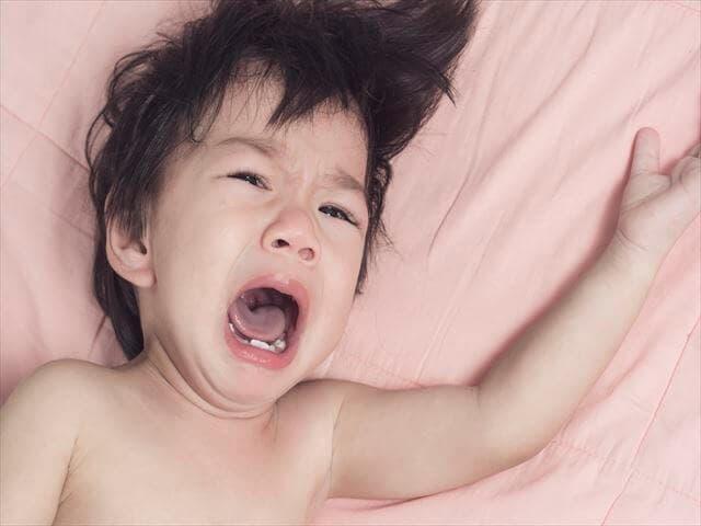 1歳児の夜泣きの対策