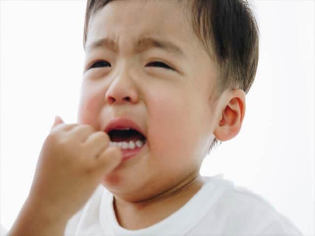 1歳児が夜泣きをする原因