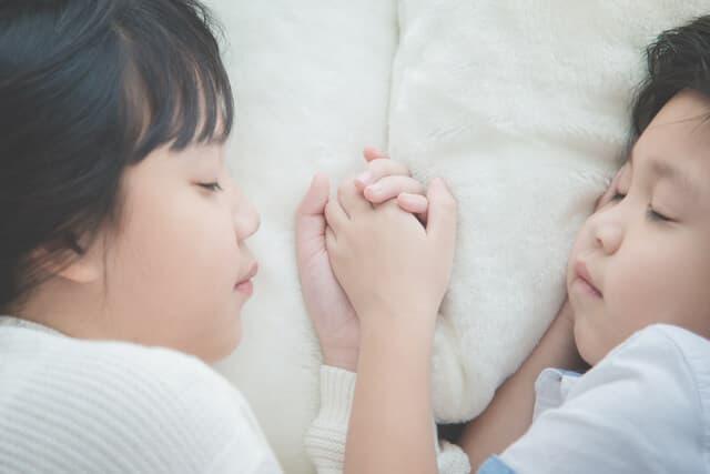 子ども二人の育児方法