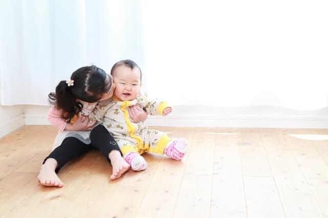 子ども二人の育児