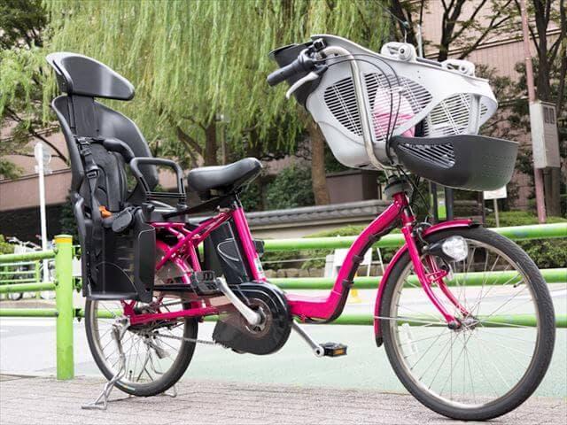 ママにおすすめの電動自転車