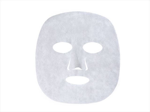 大容量のシートマスク
