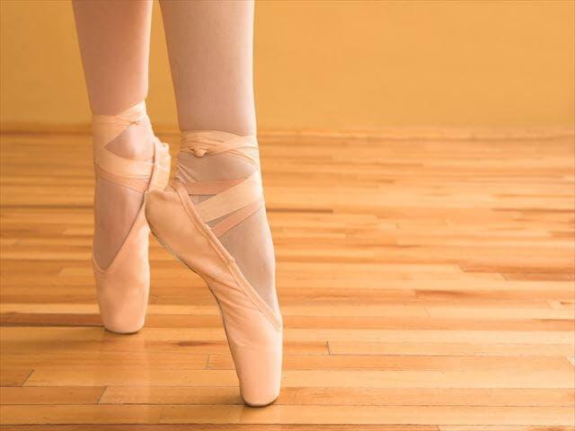 バレエをはじめる前の注意点