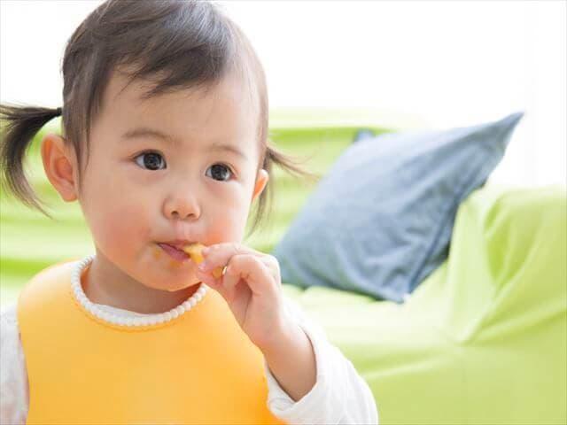 2歳児の子どもの食事