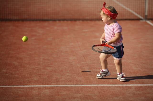テニスでオリンピックにでる方法