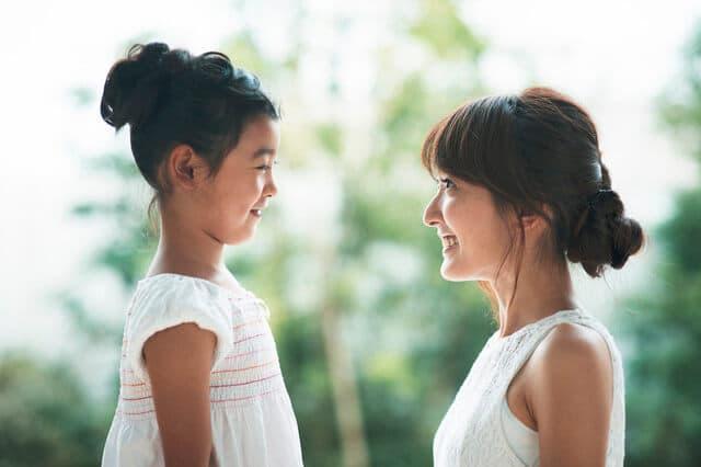 子どもとコミュニケーション