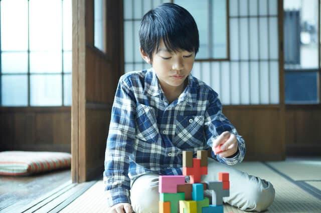 小学生のパズル